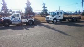 Light and Medium Duty Tow Trucks Edmonton