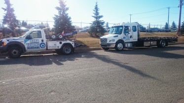 Light and Medium Duty Tow Trucks Edmonton